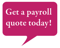 Payroll Quote button